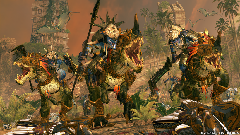 Total War: Warhammer 2 combines with the original to create a