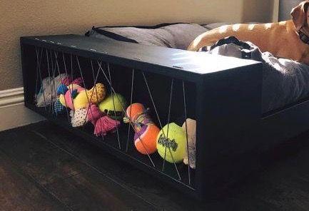 Dog Toy Storage Modern Pet Beds Dog Bed Large Diy Pet Bed