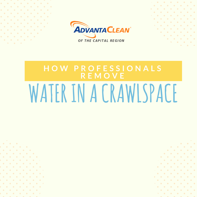 How Professionals Remove Water in a Crawlspace ...