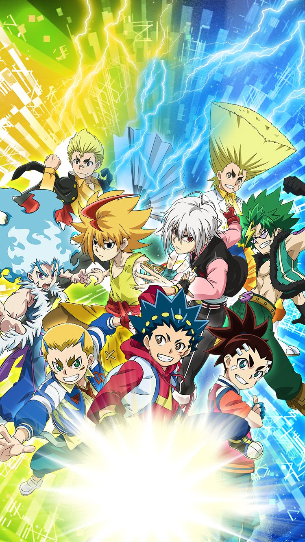 Beyblade Burst Sparking Rantaro Ranjiro Free Valt Shu Silas Aiger Dante Lui Anime Wallpaper Anime Beyblade Burst