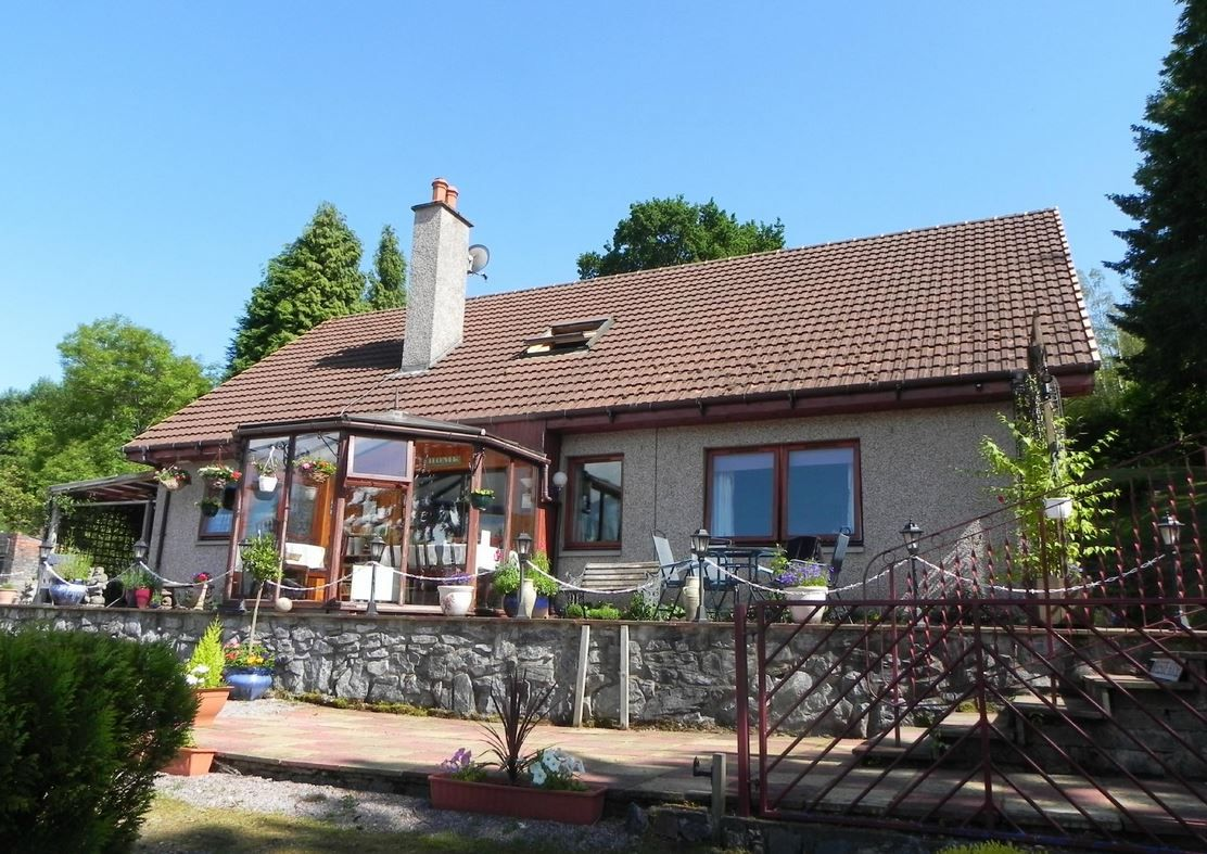 Braeside House B Fort William Inverness Shire Highlands Pet Friendly Bed And Breakfast Holiday Accommodation In Scotland