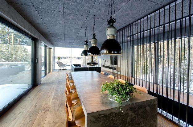 Kari rakennutti perheelleen betonitalon Turun saaristoon – Wall Street Journal hehkuttaa sivuillaan - Asuminen - Ilta-Sanomat