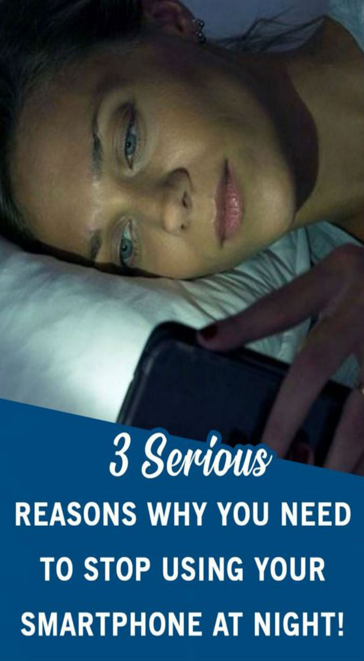 3 Serious Reasons Why You Need to Stop Using Your Smartphone at Night -…