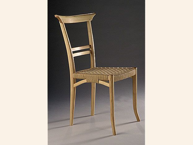 Garrett Hack - Handcrafted Wood Furniture - Gallery  Furniture