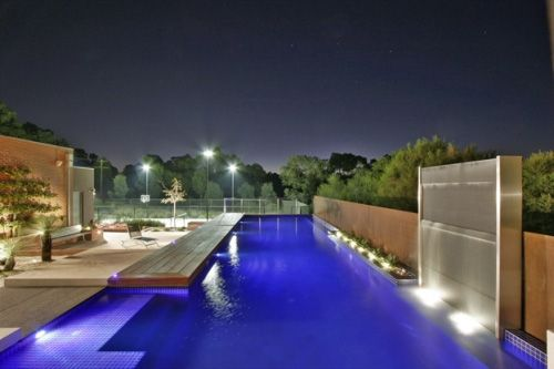 5 Modern Lap Pool Design Ideas by Out From The Blue | Pools, Lap ...
