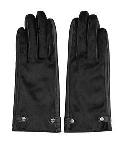 REISS - JESSICA DENTS LEATHER GLOVES