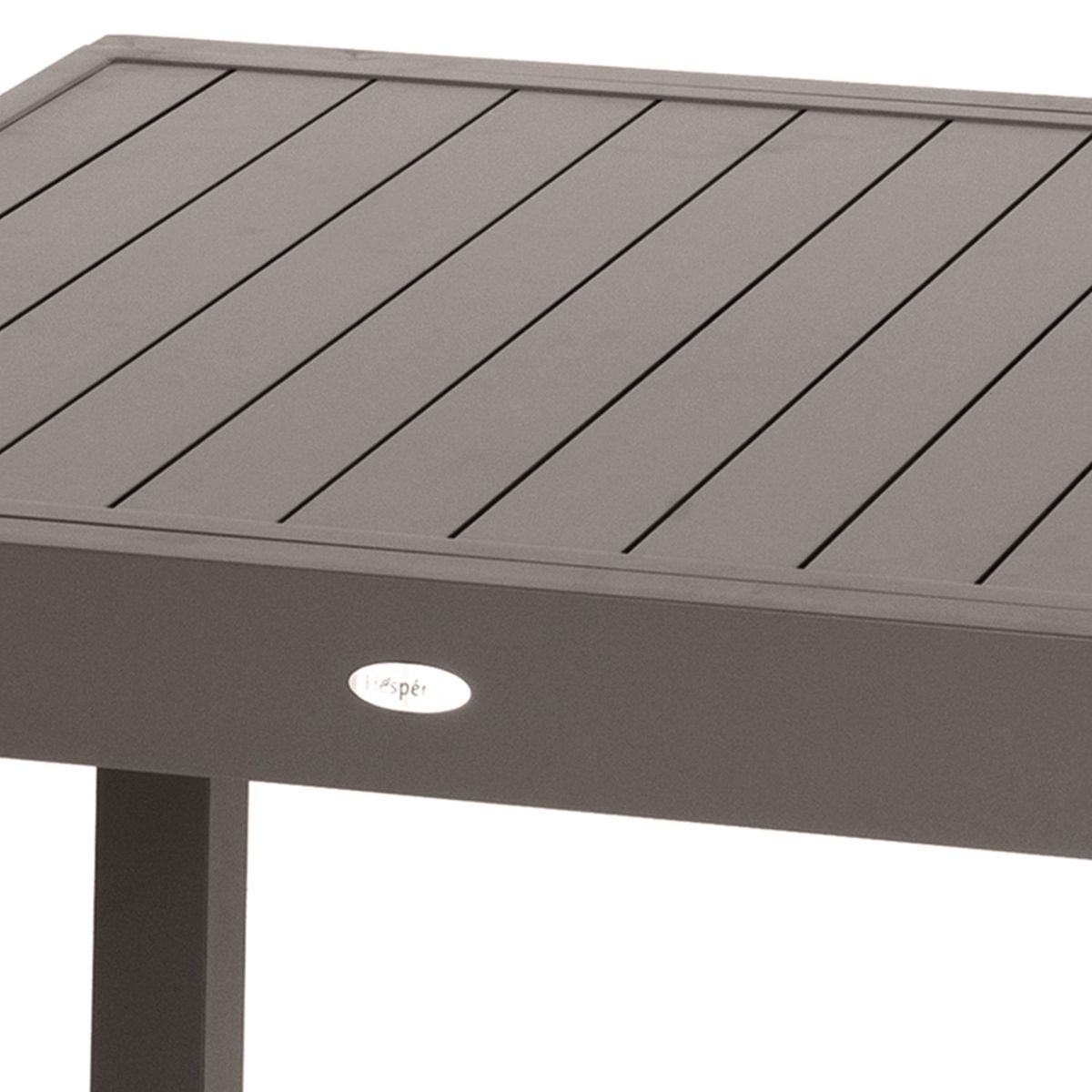 Table De Jardin Extensible 12 Personnes Piazza L 200 320 Cm