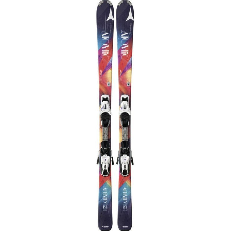 Atomic Affintiy Pure Womens Ski With XTE 10 Binding 2015