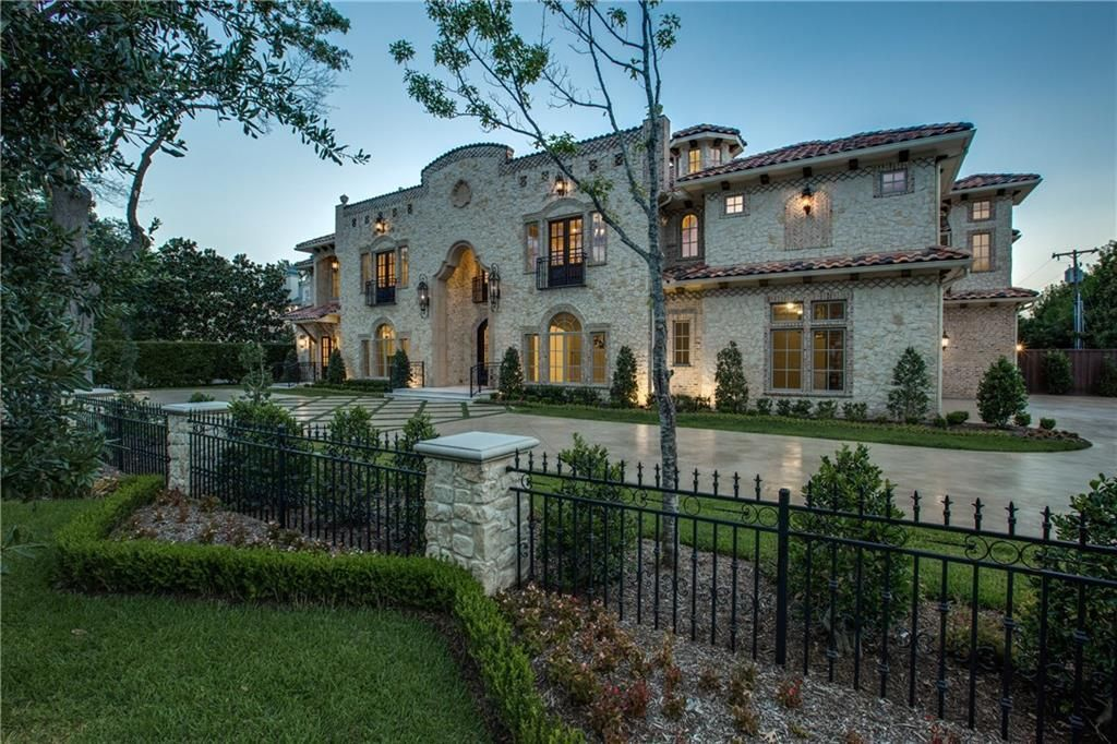 5830 Falls Rd For Sale Dallas Tx Trulia Mansions Homes Luxury Homes Mansions