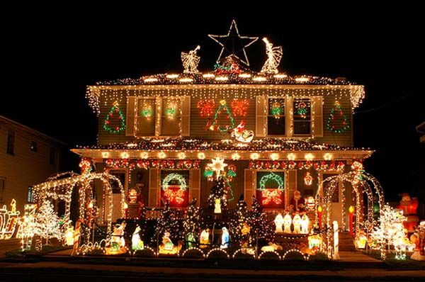 2 - Outrageously Over-the-Top Christmas Light Displays! Seeing the Light - Christmas Decorations Clearance Christmas Decorations Clearance