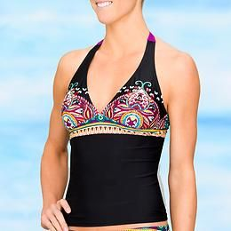 ce424386076fc Fiji Halter Tankini | Athleta | My Quest for Swimwear | Swimwear ...