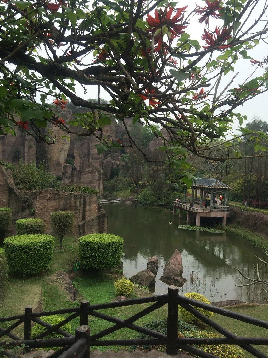 Ancient Quarry of Lotus Mountain | Travels | Guangzhou
