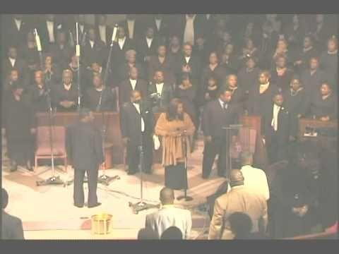 Detroit Mass Choir Vanessa Bell Armstrong Peace Be Still