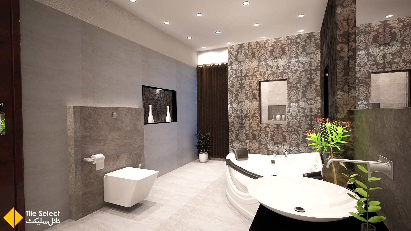 Inspire Your Home Improvement Project These Artistic Tiles And Sanitary Wares Update Your Bathroom Look Visit Ou Home Improvement Projects Artistic Tile Home