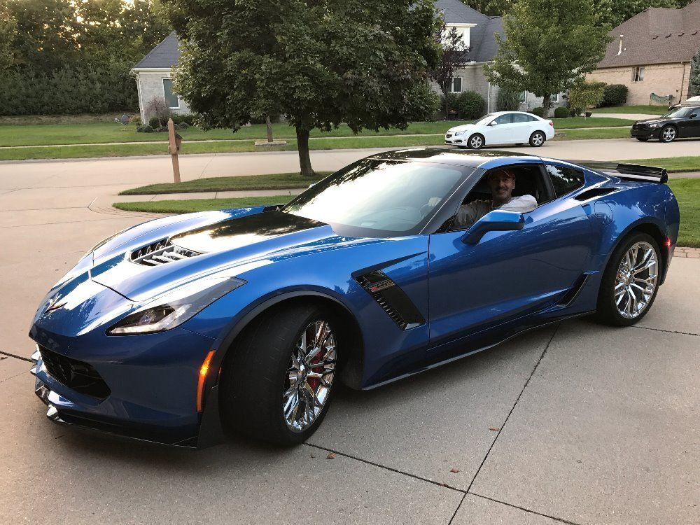 Cars For Sale Used 2016 Chevrolet Corvette Z06 For Sale In Mount