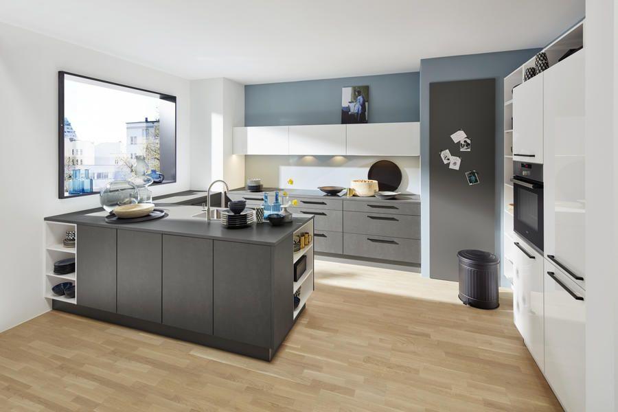 Open-Plan Kitchens: Room to live   nolte-kitchens.com   kök ...