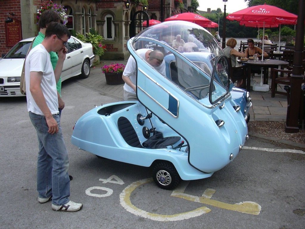 Vintage Peel Micro Car | Micro Cars | Pinterest | Cars, Vintage ...