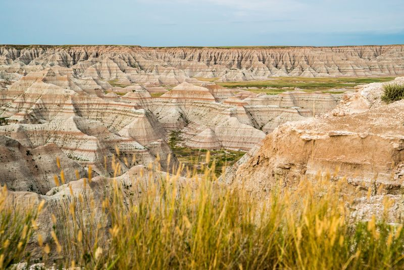 Connected States: Living Out of a Van in the Badlands