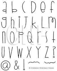 Cute handwriting I wanna try to get my handwriting like