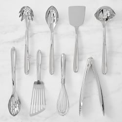 All-Clad Precision Stainless Steel Utensil Set in 2019 ...