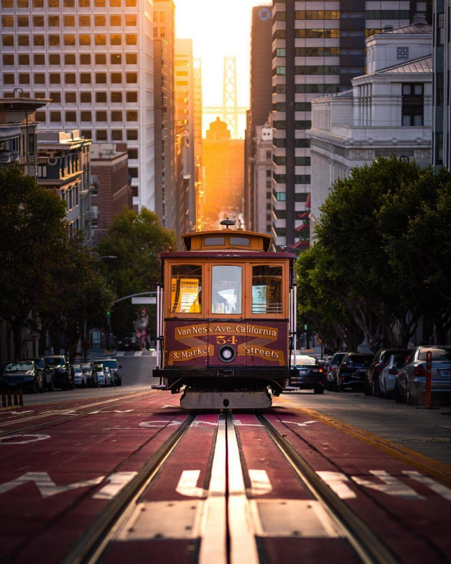 Gorgeous Urban Landscapes Of San Francisco By Ryan Thomas Urban Landscape San Francisco Photography Night Landscape Photography