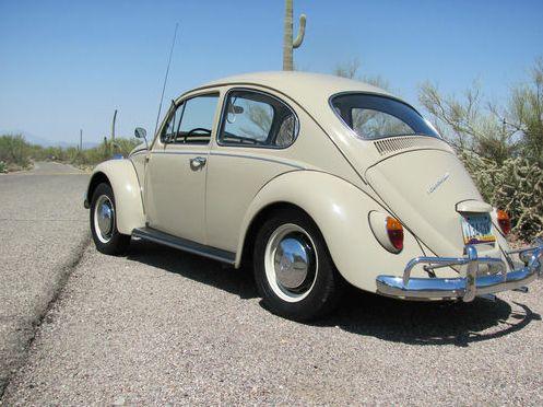 Sold L620 Savanna Beige 67 Beetle Volkswagen Beetle Beetle Volkswagon Van
