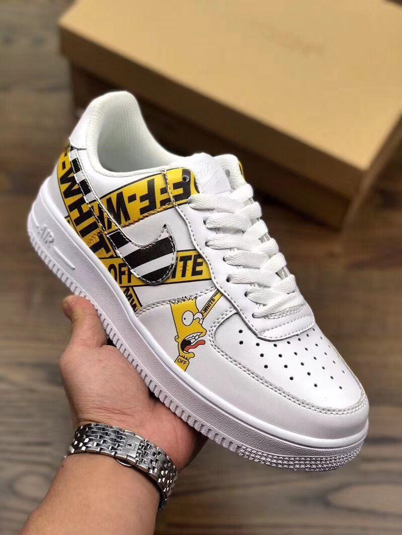 huge selection of a94fa 30e89 Gucci Custom Nike Air Force 1  shoesheels  Pinterest  Sneake