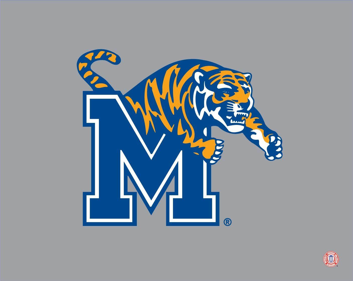 Memphis Tigers logo College Sports Pinterest Memphis