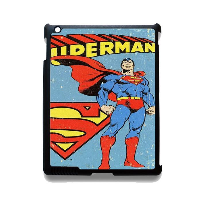 Superman Phonecase Cover Case For Apple Ipad 2 Ipad 3 Ipad 4 Ipad Mini 2 Ipad Mini 3 Ipad Mini 4 Ipad Air Ipad Air 2