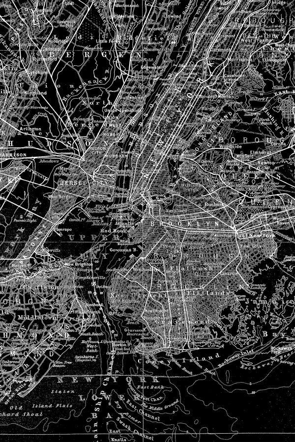 Map Of Ny Map Wallpaper Nyc Map Wallpaper