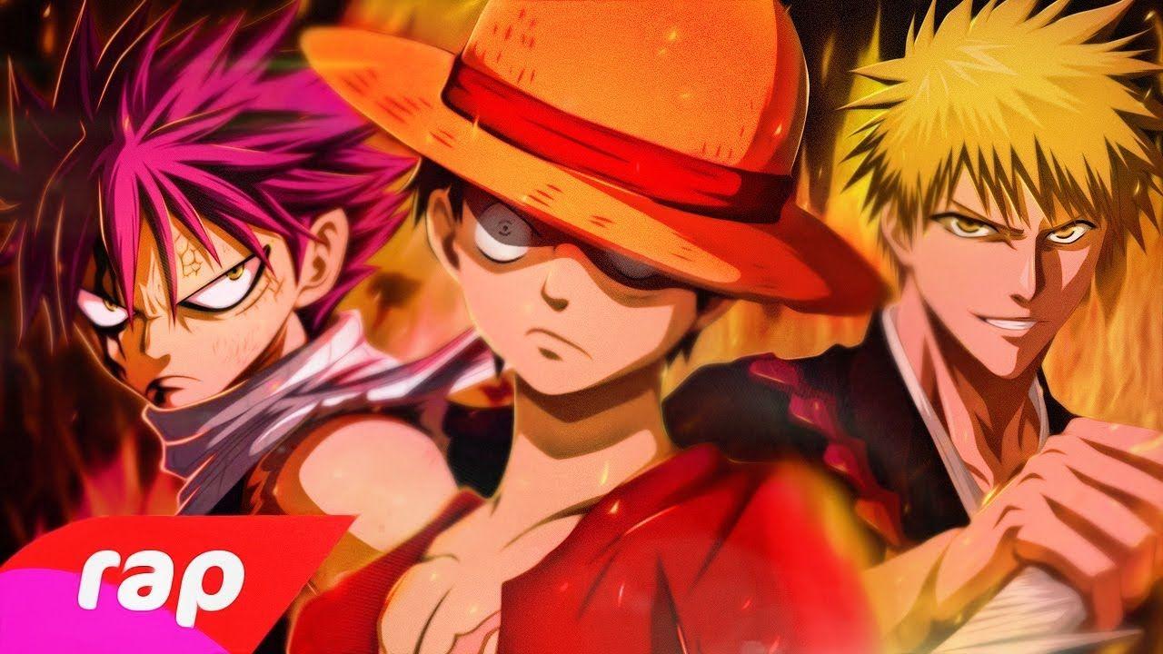 Rap Do Luffy Natsu E Ichigo E Isso Que Me Faz Um Heroi Nerd