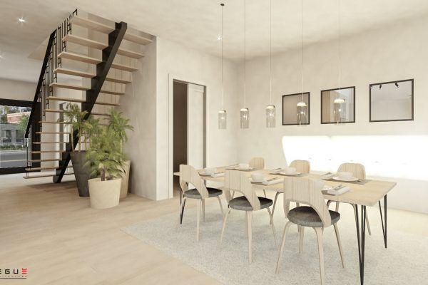Plan de Maison Moderne Ë_101 Leguë Architecture Home decor