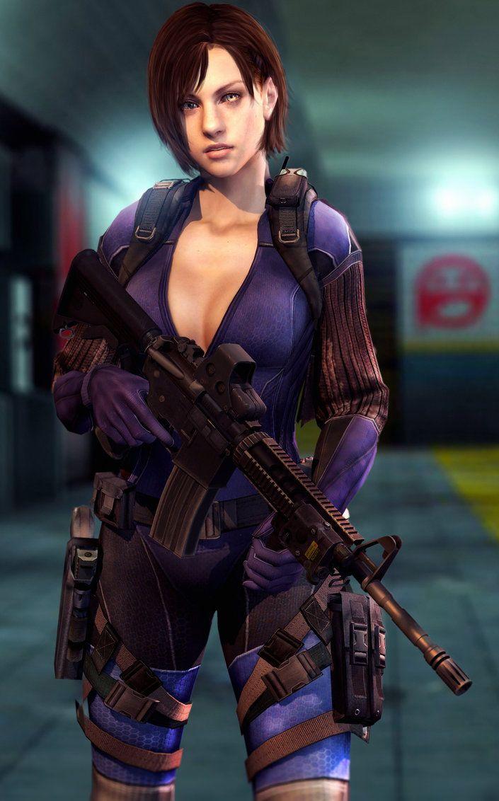 Battlesuit Jill Valentine 11 By Lordhayabusa357 On