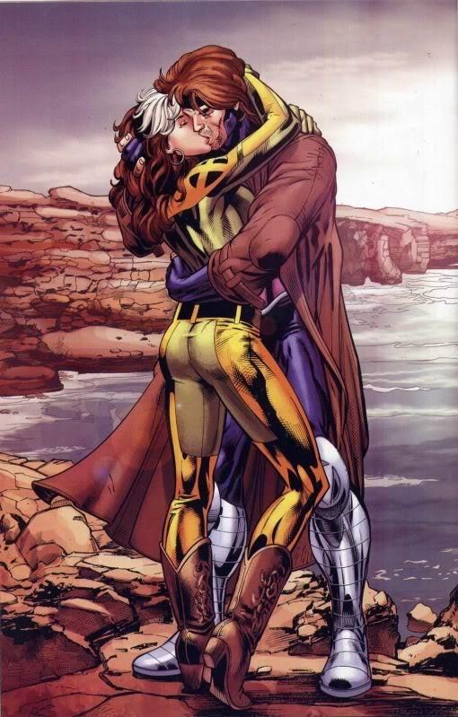 Rogue Marvel Couples Marvel Comics Art Rogue Gambit