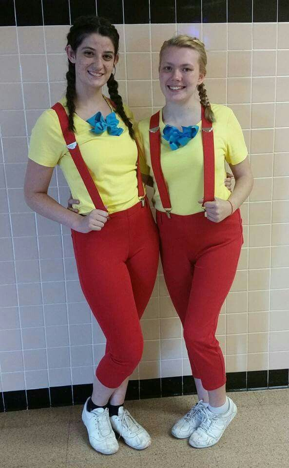 Spirit Week! Character Day: Tweedle Dee and Tweedle Dumb #characterdayspiritweek Spirit Week! Character Day: Tweedle Dee and Tweedle Dumb #characterdayspiritweek Spirit Week! Character Day: Tweedle Dee and Tweedle Dumb #characterdayspiritweek Spirit Week! Character Day: Tweedle Dee and Tweedle Dumb #characterdayspiritweek Spirit Week! Character Day: Tweedle Dee and Tweedle Dumb #characterdayspiritweek Spirit Week! Character Day: Tweedle Dee and Tweedle Dumb #characterdayspiritweek Spirit Week! C #characterdayspiritweek