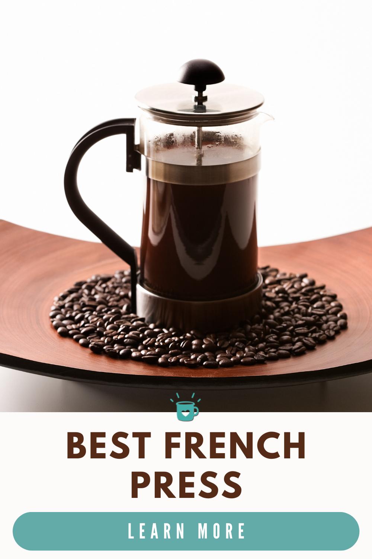 Best French Press in 2020 Best french press coffee, Best