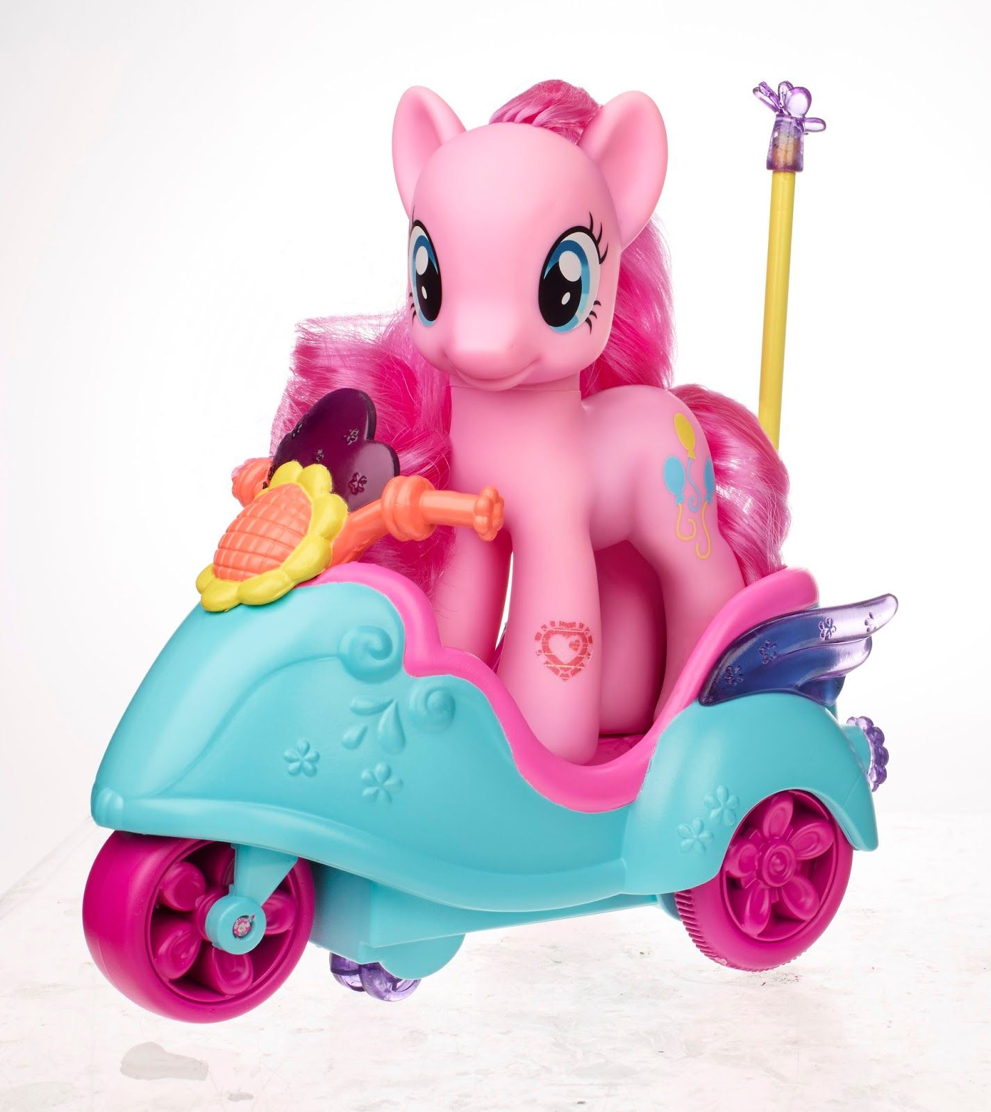 Pinkie Pie Rc Scooter Fashion Style My Little Pony Merch