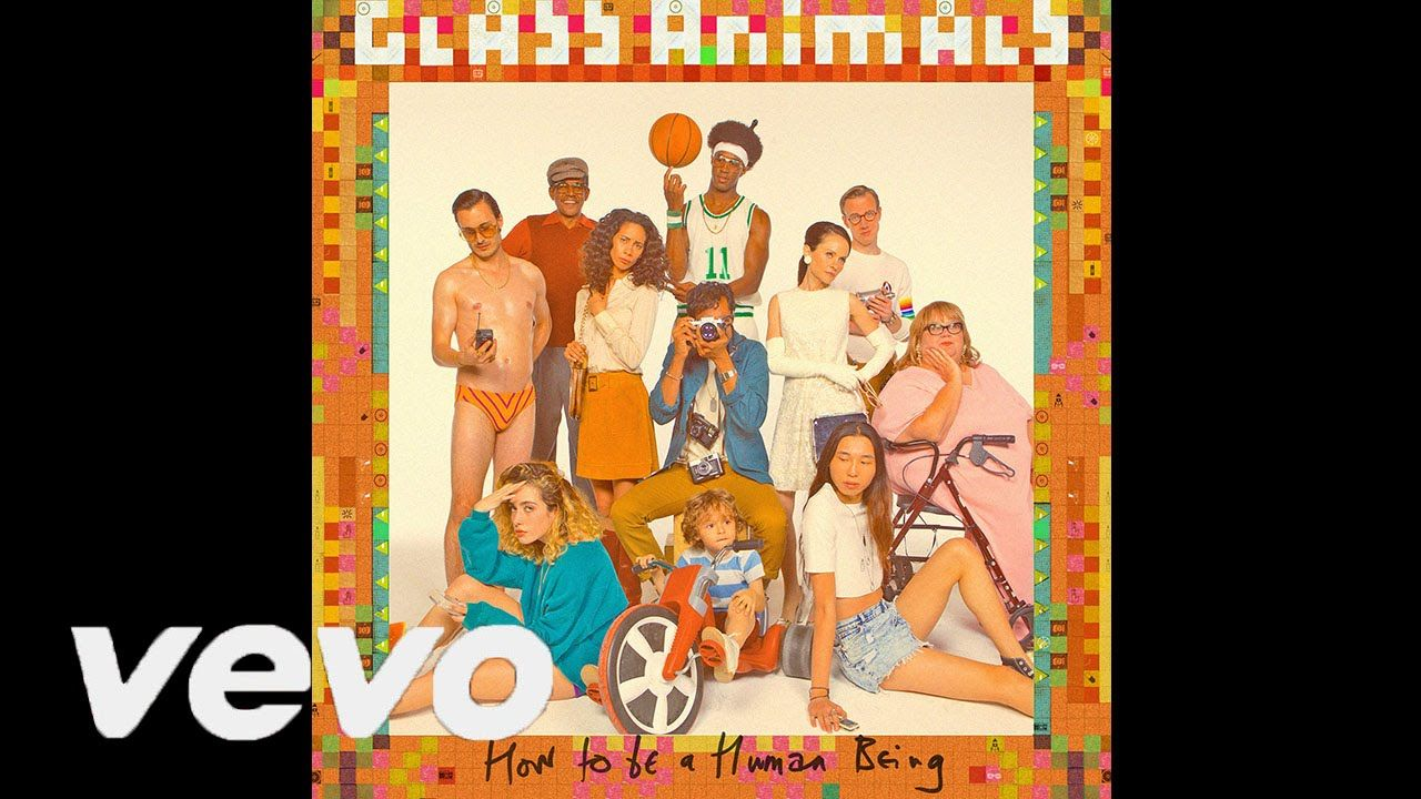 Glass Animals Cane Shuga Glass animals, Animals, Album art