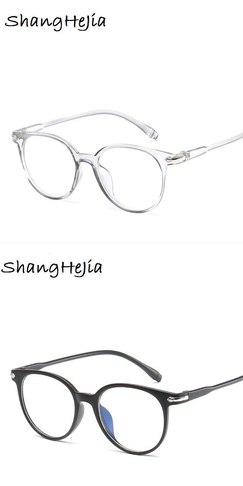 26255b8a6 2018 fashion women glasses frame men eyeglasses frame vintage round clear  lens glasses optical spectacle frame #plastic #titanium #women #solid # frames ...
