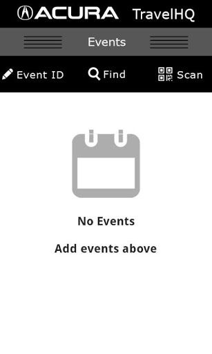 Acura TravelHQ is the official Acura Travel Headquarters mobile - event agendas