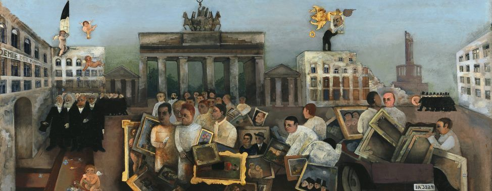 Berlinische Galerie Ihr Museum Fur Moderne Und Zeitgenossische Kunst In Berlin Judische Kunst Berlin Museum Felix