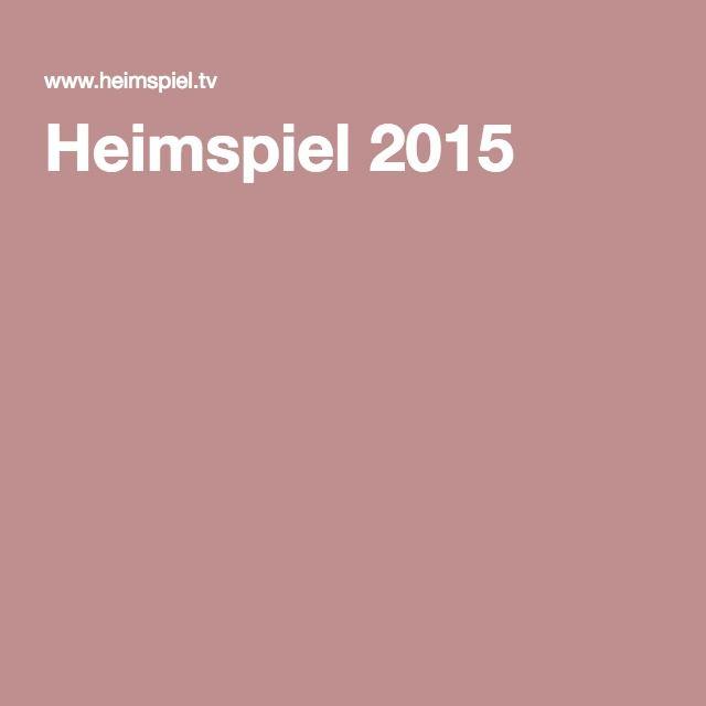 Heimspiel 2015