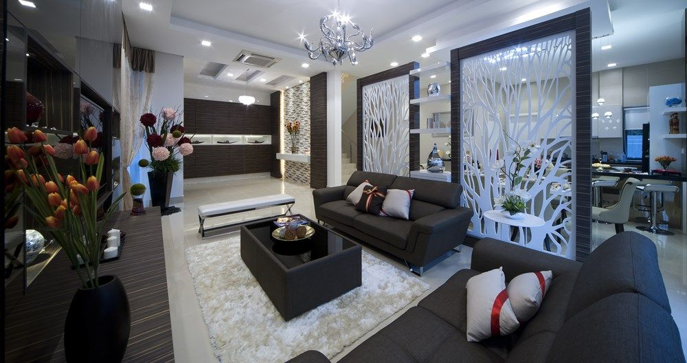 Luxurious Modern Home Design In Ampang Design And Renovation