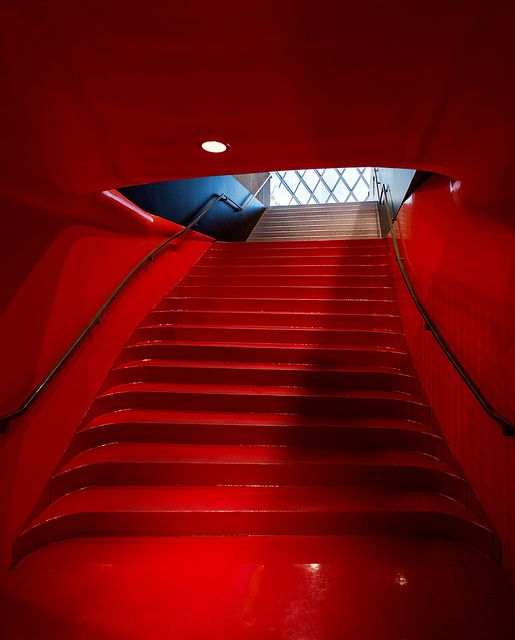 Seattle Central Public Library by h ssan, via Flickr