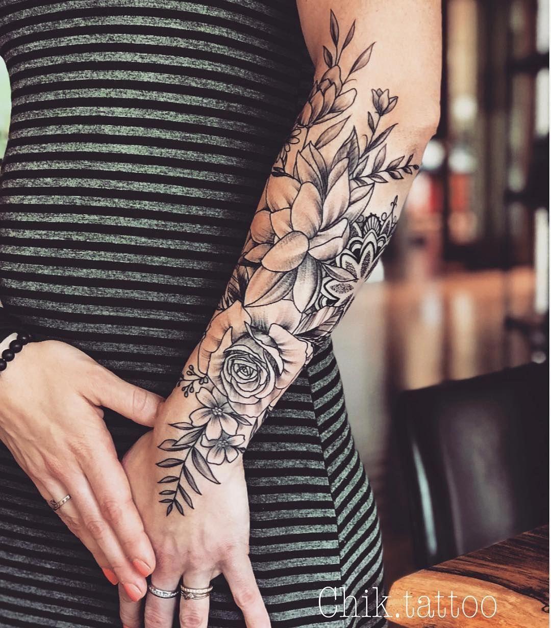 Half Sleeve Tattoos Lower Arm Halfsleevetattoos Tattoos Tattoo Designs Sleeve Tattoos For Women