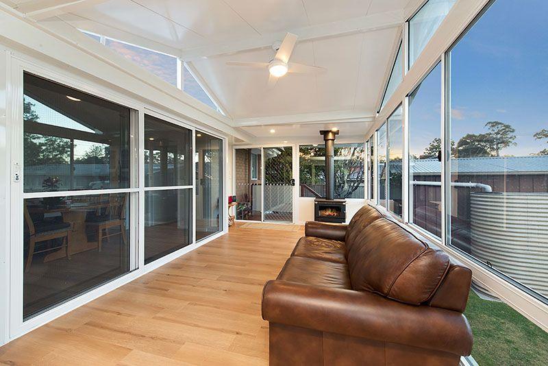 Glass rooms verandah balcony screen enclosures in
