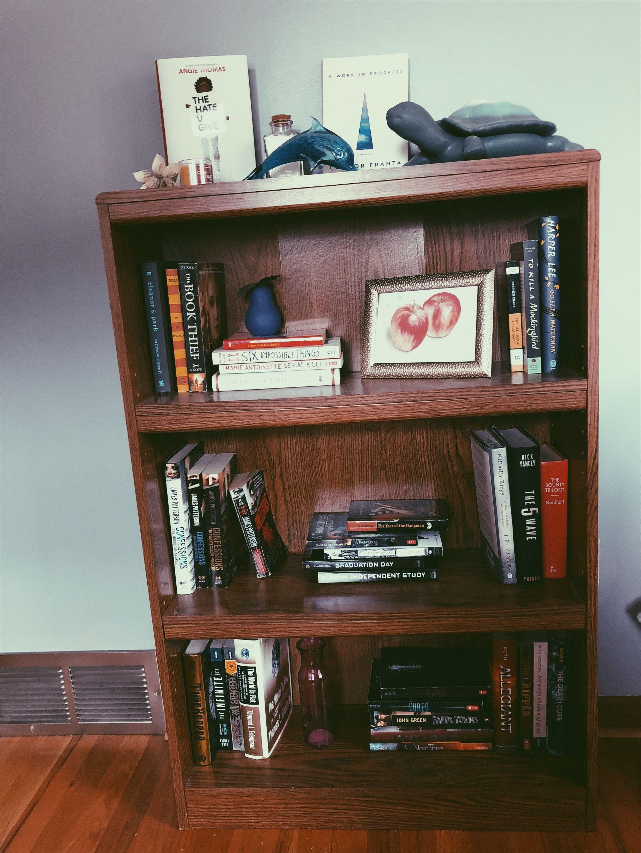 Bedroom Bookshelf