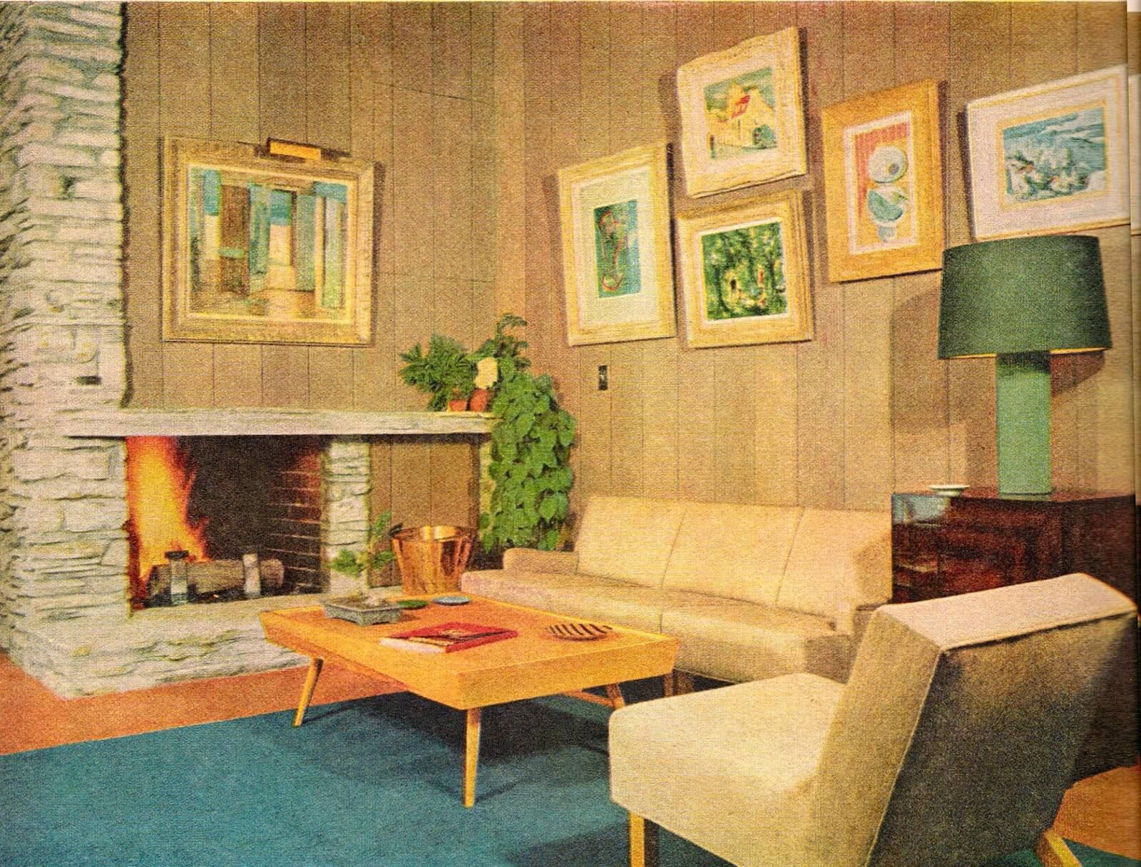 Your Guide To 1950s Furniture Design Mid Century Modern Decor