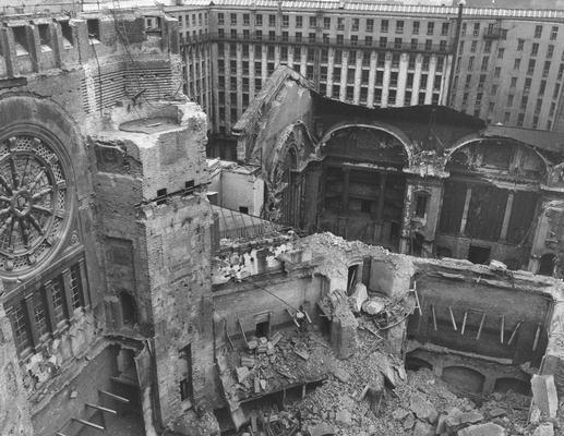 Staatsbibliothek Unter Den Linden Der 1945 Zerstorte Kuppellesesaal In 2020 Berlin Geschichte Berlin Geschichte