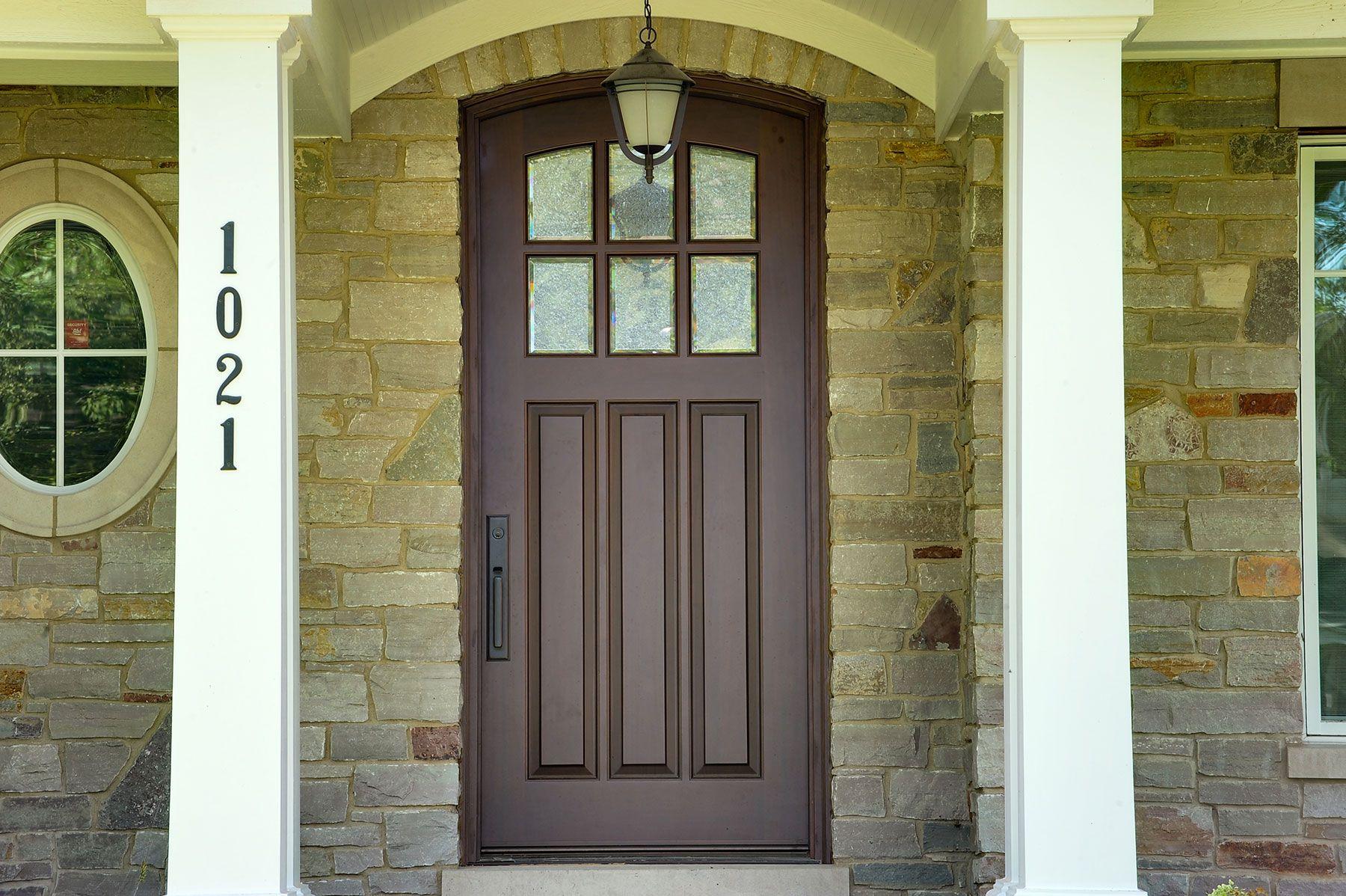 Custom Wood Front Entry Doors Custom Solid Mahogany Door